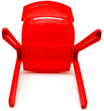 Viahart Sturdy Portable Stackable Plastic Children's Chair
