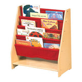 Guidecraft Classroom Furniture - Single Canvas Book Display G6427