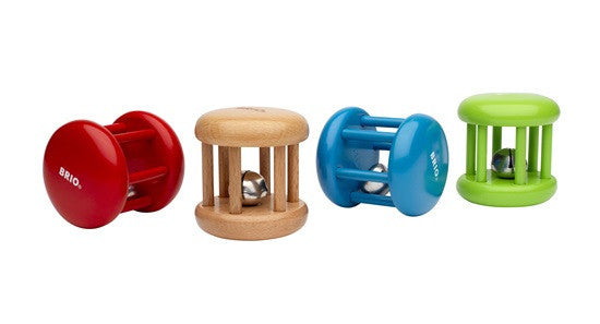Brio Infant/Toddler - Infant - Bell Rattle 30054