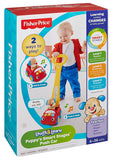 Fisher Price Laugh & Learn™ Puppy's Smart Stages™ Push Car CMW62