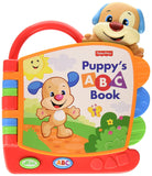 Fisher Price Laugh & Learn Puppy's ABC Book CMW61