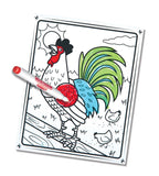 Melissa Doug Magicolor Coloring Pad - Farm Animals 9126