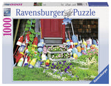 Ravensburger Adult Puzzles 1000 pc Puzzles - Buoy Doorstep 19403