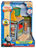 Fisher Price Thomas & Friends Wooden Railway, Lights & Sounds Ironworks BDG54