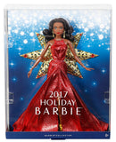 Mattel Barbie 2017 Holiday Doll DYX39
