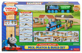 Fisher Price Thomas Wooden Railway - Creative Junction Mix, Match and Build BML05