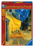 Ravensburger Adult Puzzles 1500 pc Puzzles - Van Gogh: Café Terrace at Night 16209