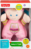 Fisher Price Brilliant Basics Baby's First Doll M9525