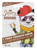 Mattel Snappy Dressers Card Game FDM54