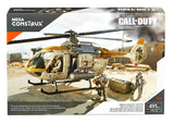 Mega Construx Call of Duty Urban Assault Copter Building Set FDY78