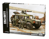 Mega Construx Call of Duty Armored Vehicle Charge Building Set DPB57