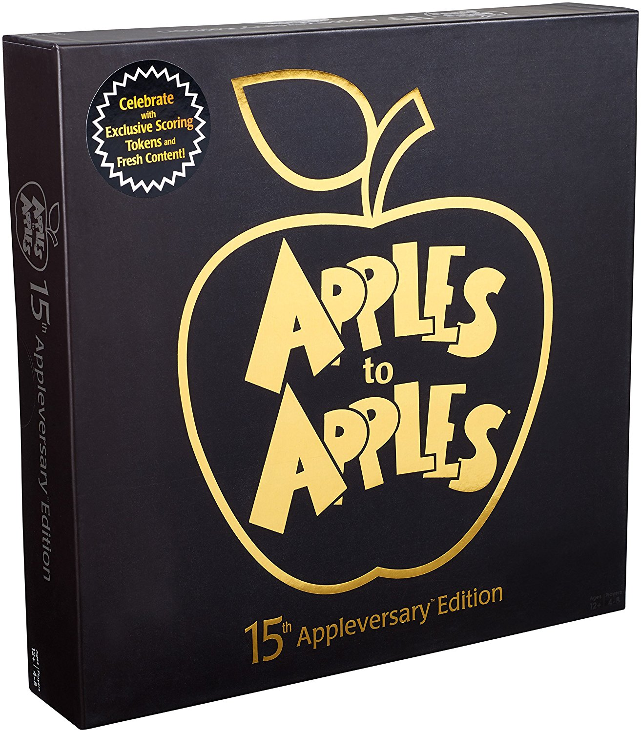 Mattel Apples To Apples® 15th Appleversary™ Edition CKJ87