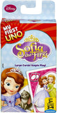 Mattel My First UNO® Sofia the First BGG47