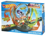 Mattel Hot Wheels Roto Revolution Track Playset