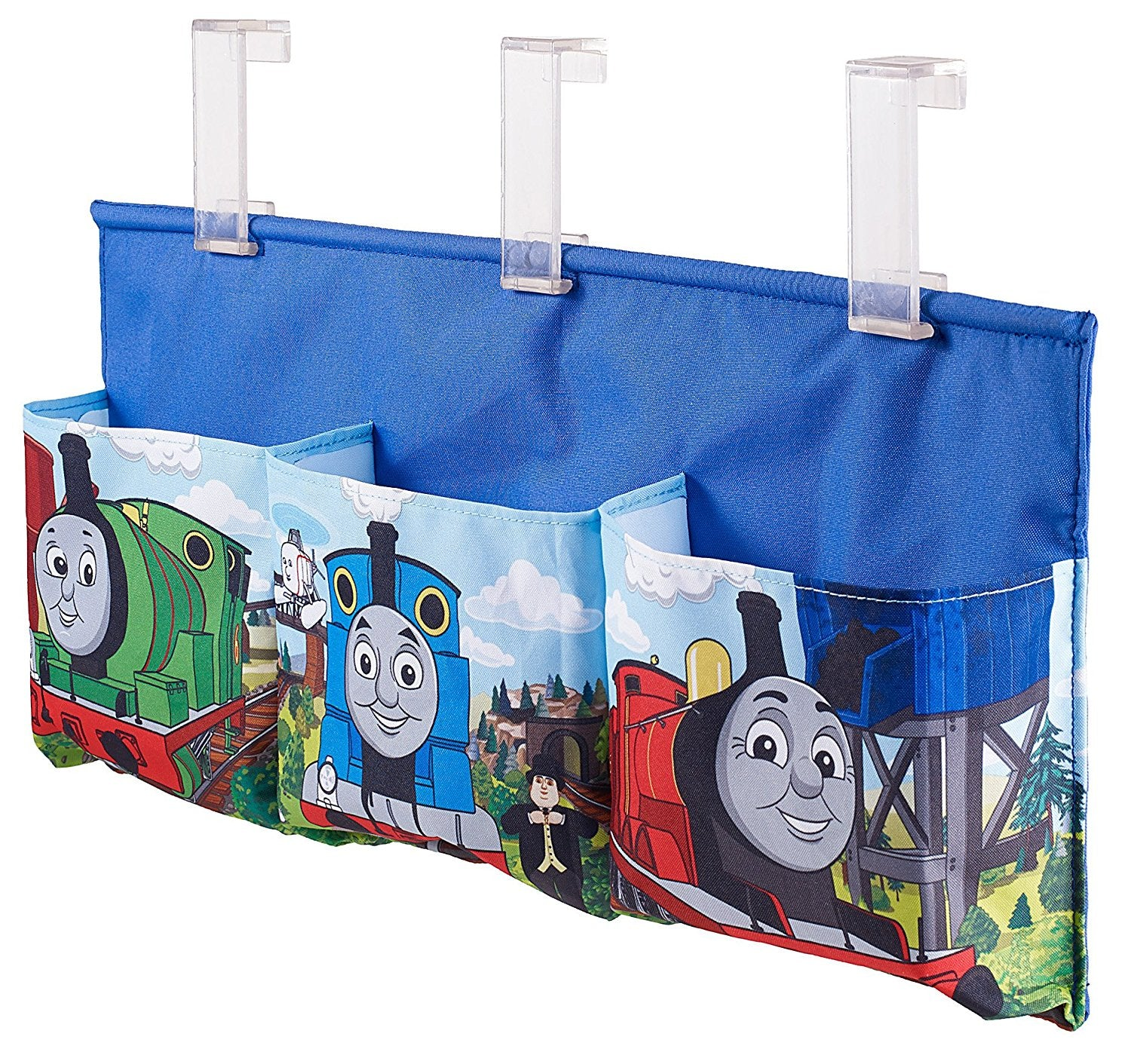 Fisher Price Thomas the Train Wooden Railway Playtable Storage Bag CDK62