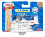 Fisher Price Thomas & Friends™ Wooden Railway Harold Engine Y4077