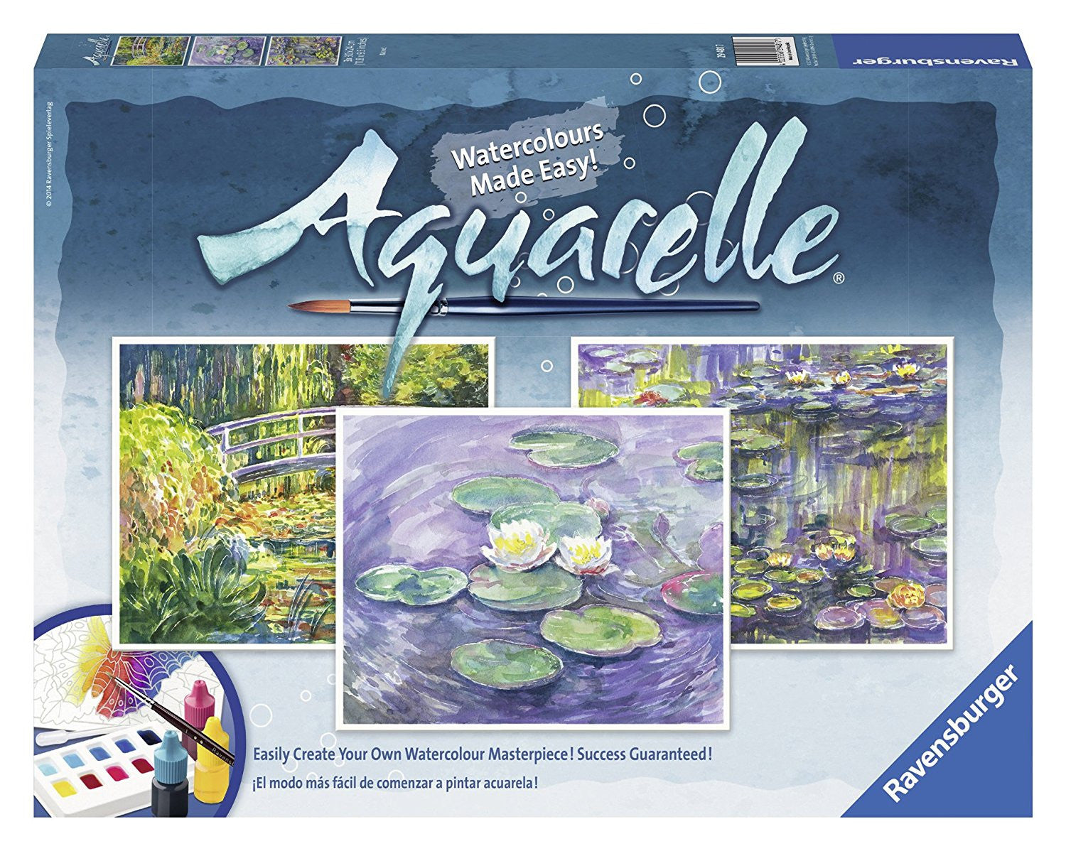 Ravensburger Arts Crafts Aquarelle Maxi Monet 29481 You Are