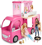 Mattel Barbie Pop-Up Camper CJT42
