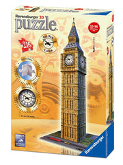 Ravensburger 3D Puzzles Big Ben Clock 12586