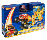 Fisher Price Blaze And The Monster Machines™ Light & Launch Hyper Loop DTK34