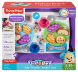 Fisher Price Laugh & Learn Say Please Snack Set DRF59