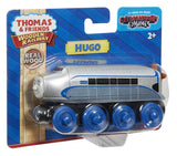 Fisher Price Thomas the Train Wooden Railway Hugo Engine DTB89