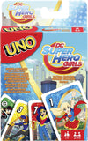 Mattel Uno DC Super Hero Girls Card Game FDJ16