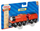 Fisher Price Thomas & Friends Wooden Railway James Engine Y4070