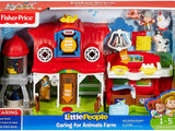 Fisher Price Little People Caring for Animals Farm Playset FPM55
