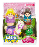Fisher Price Little People Disney Princess, Rapunzel & Friends DFT75