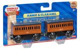 Fisher Price Thomas & Friends Wooden Railway Annie and Clarabel  Y4422