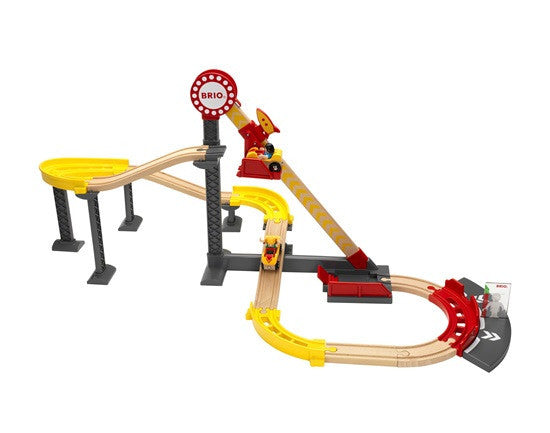 Brio Railway - Sets - Roller Coaster Set 33730