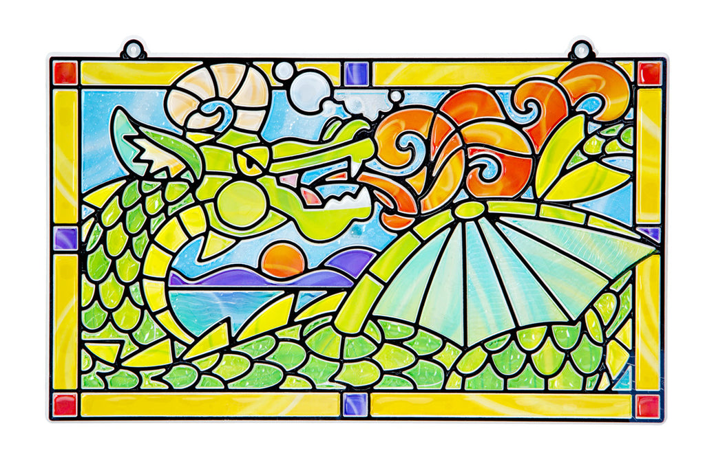 Stained Glass Made Easy - Dragon 9289