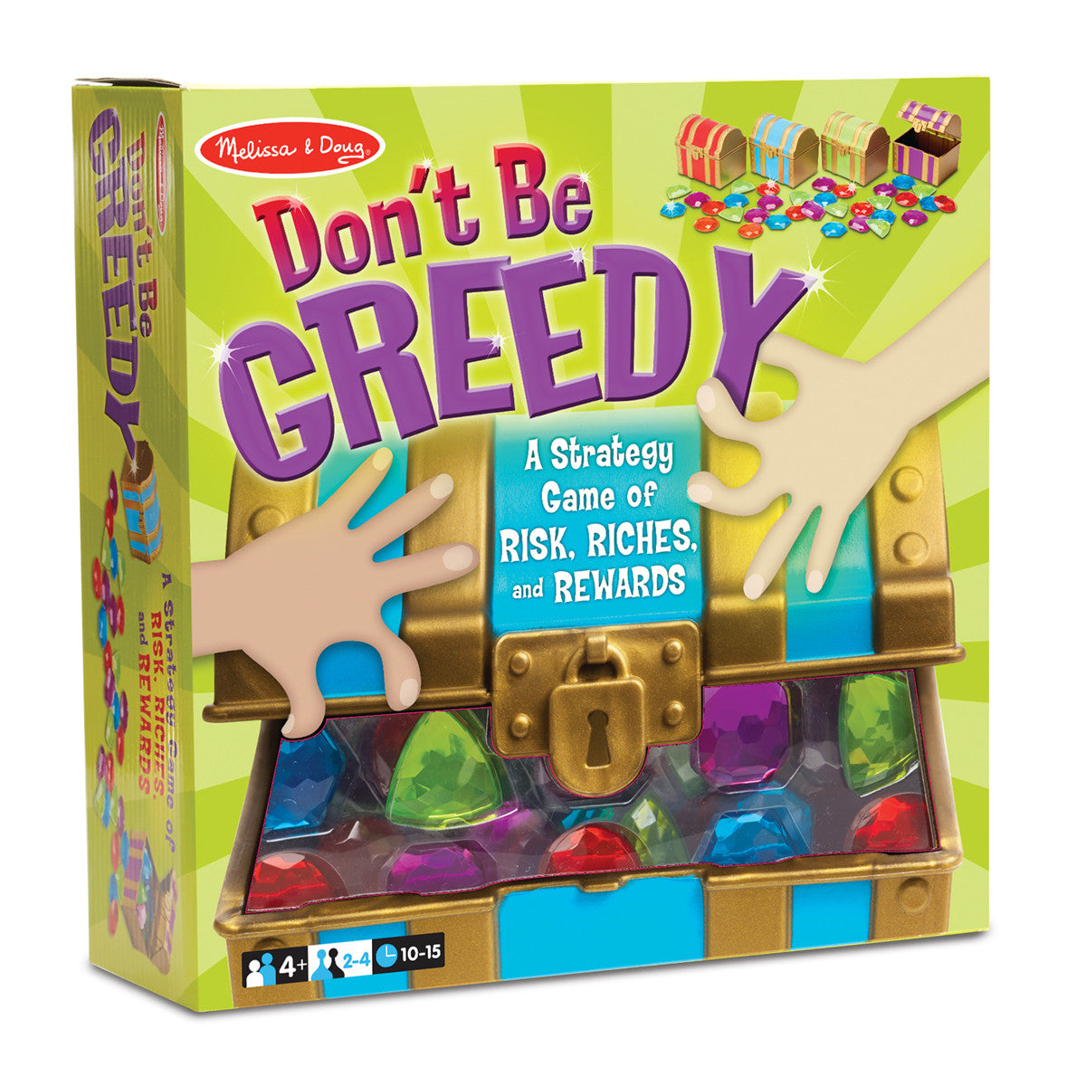 Melissa Doug Don't Be Greedy 9450