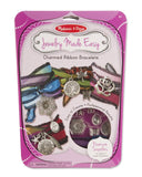 Jewelry Made Easy - Charmed Ribbon Bracelets 9470