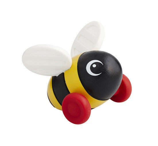 Brio Infant/Toddler - Pull Alongs - Mini Bumblebee 30335