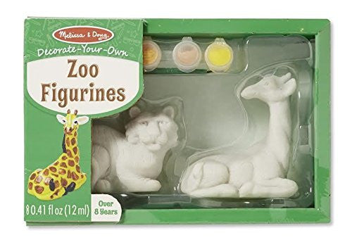 Melissa Doug Zoo Figurines 9547