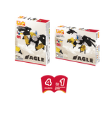 LaQ Animal World Eagle LAQ001269 - Discontinued