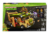 Mega Bloks Teenage Mutant Ninja Turtles Classic Series Party Wagon Construction Set  DPD81