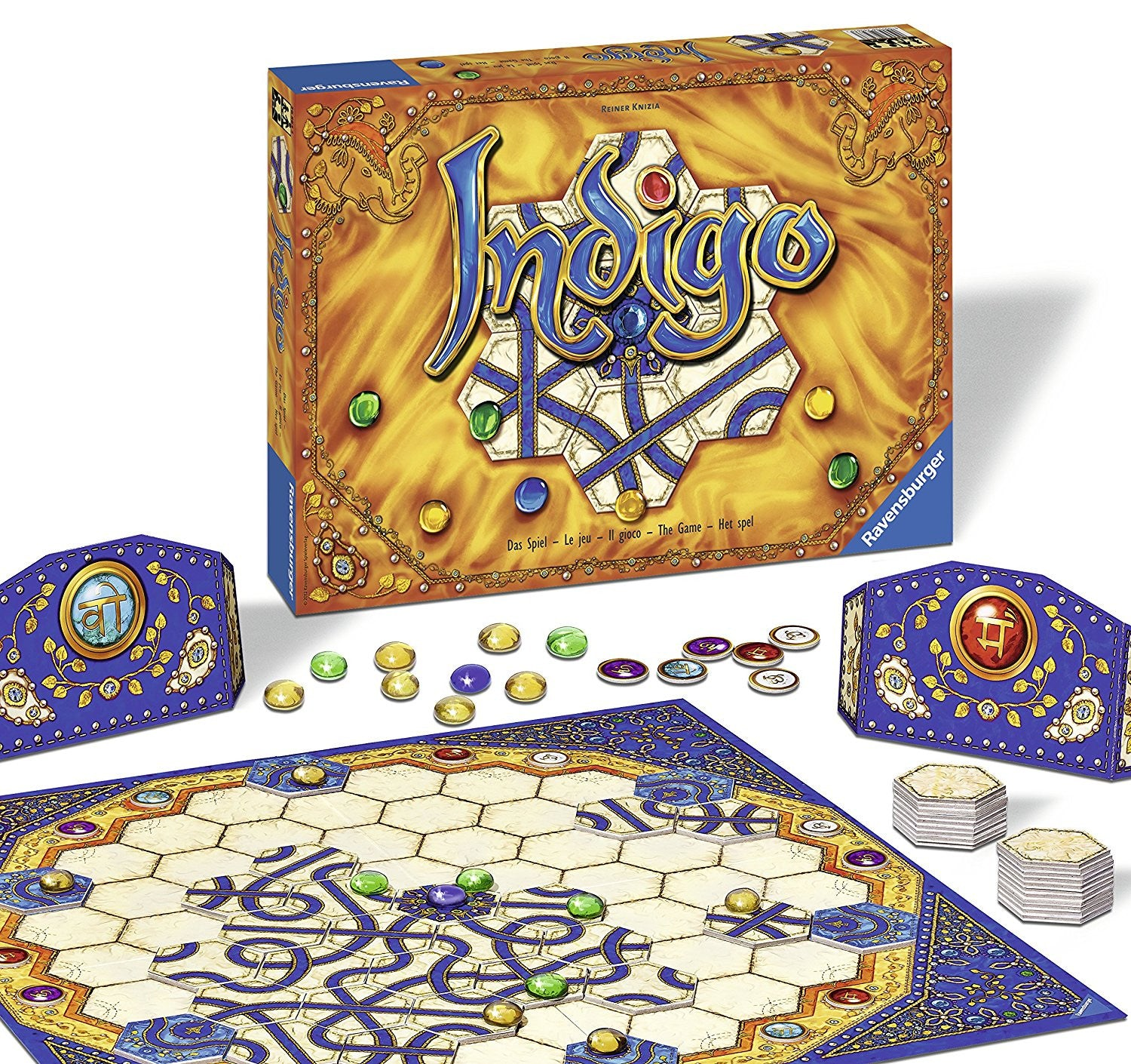 Ravensburger Family Games - Indigo 26563