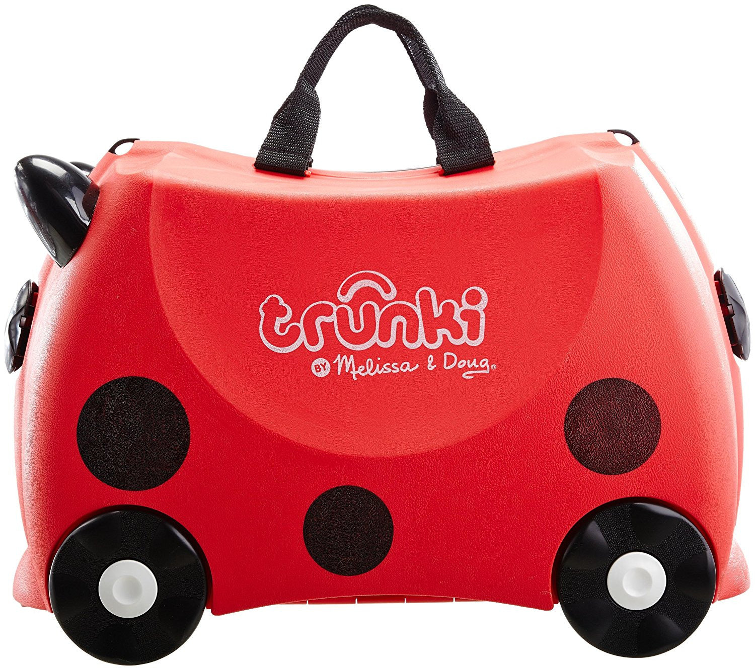 Melissa & Doug Trunki Ruby (Red)