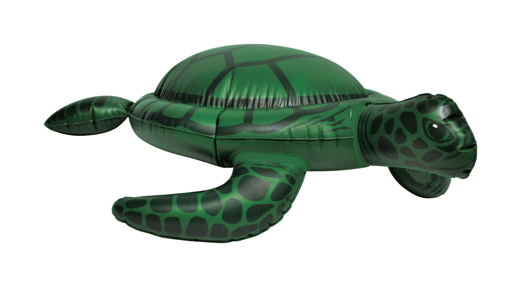 "Jet Creations 18"" L Inflatable Sea Turtle Ocean Life Animal Zoo"