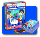 Leisure Learning Products Mightymind Aquarium Adventure 40103