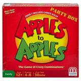 Mattel Apples to Apples® Party Box BGG15