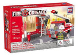 Brictek Fire Truck Simulator 21305