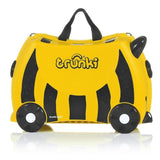 Trunki The Original Ride-On Suitcase - Bernard Bumble Bee