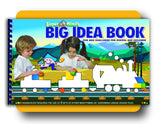 Leisure Learning Products SuperMightyMind's Big Idea Book 40800