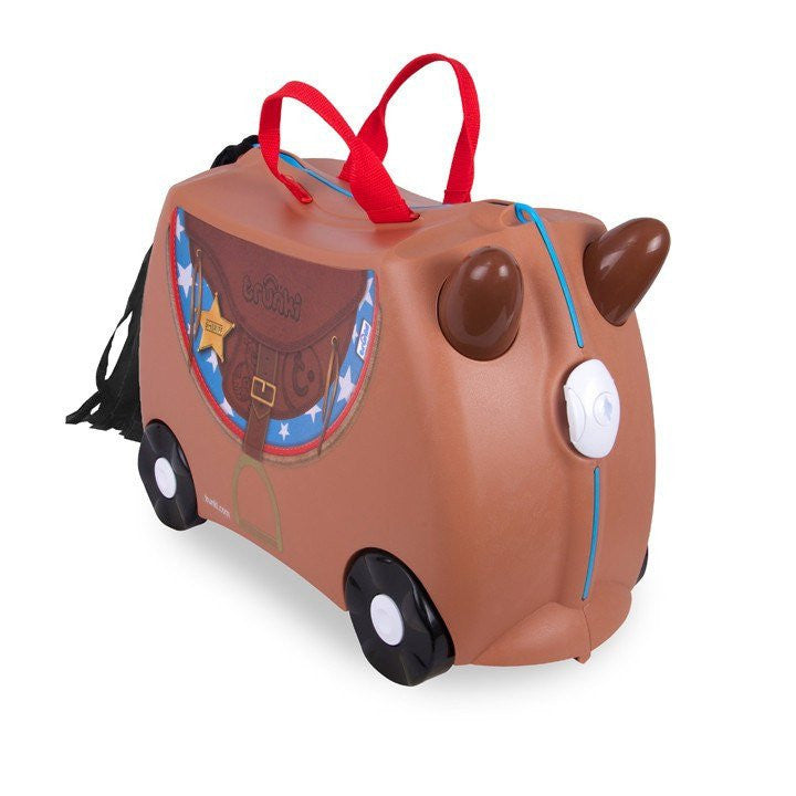 Trunki The Original Ride-On Suitcase - Bronco The Horse