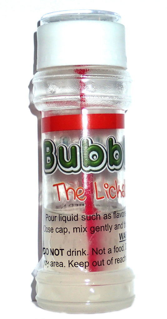 Safe Edible Party Blow Bubbles by BubbleLick