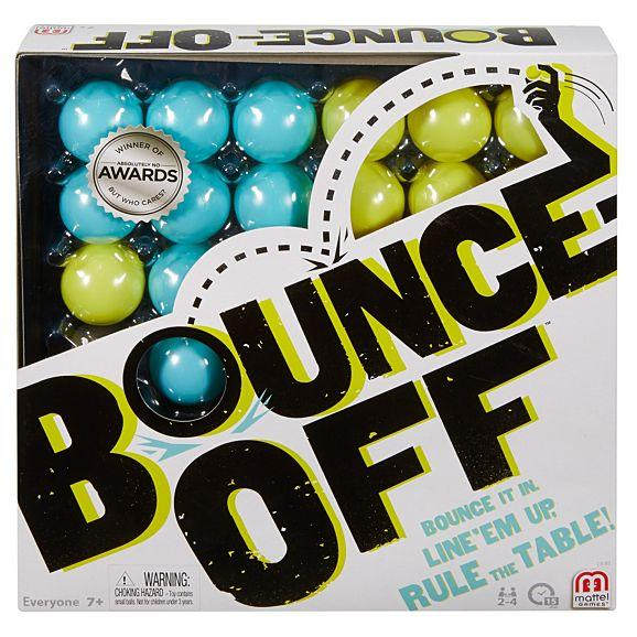 Mattel Bounce-Off™ Game CBJ83